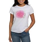 Olde Pink Rose Women's T-Shirt