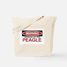 PEAGLE Tote Bag