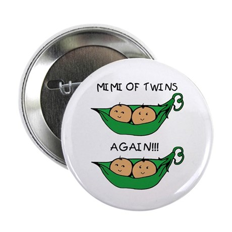 """Mimi of Twins Again 2.25"""" Button"""