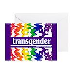 transgender Greeting Cards (Pk of 10)