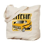 70s Retro Chevy Van Tote Bag