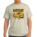 70s Retro Chevy Van Light T-Shirt