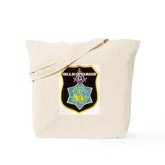 Arkansas Police Mason Tote Bag