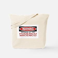 PODENCO IBICENCO Tote Bag