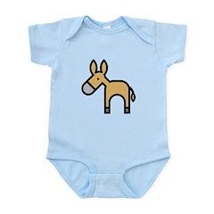 Donkeys and Mules Infant Bodysuit