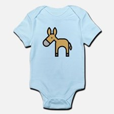 Donkeys and Mules Infant Bodysuit