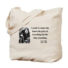 Oscar Wilde 1 Tote Bag