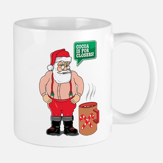 For Closers Only Mug