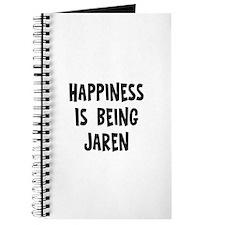 Happiness is being Jaren Journal