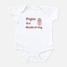 Peyton is a Bundle of Joy Infant Bodysuit