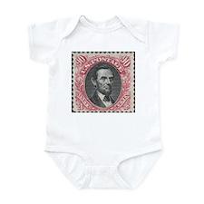 Cute Stamp Infant Bodysuit
