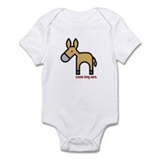 Loves Long Ears Infant Bodysuit