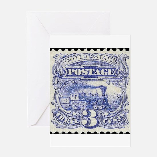 Postage Greeting Card
