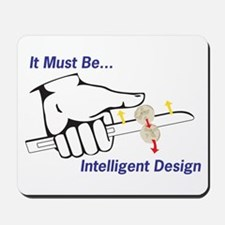 Intelligent Design Mousepad