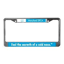 Maryland SPCA License Plate Frame