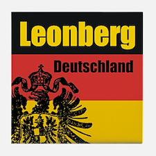 Leonberg Deutschland  Tile Coaster