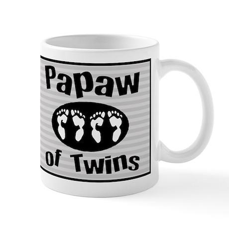 Papaw of Twins Mug