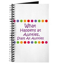 What Happens at Aunties, Sta Journal