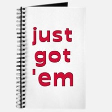"JUST GOT ""EM breast implants Journal"