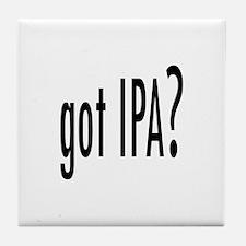got IPA? Tile Coaster
