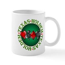 Texas Holdem 4 Mug