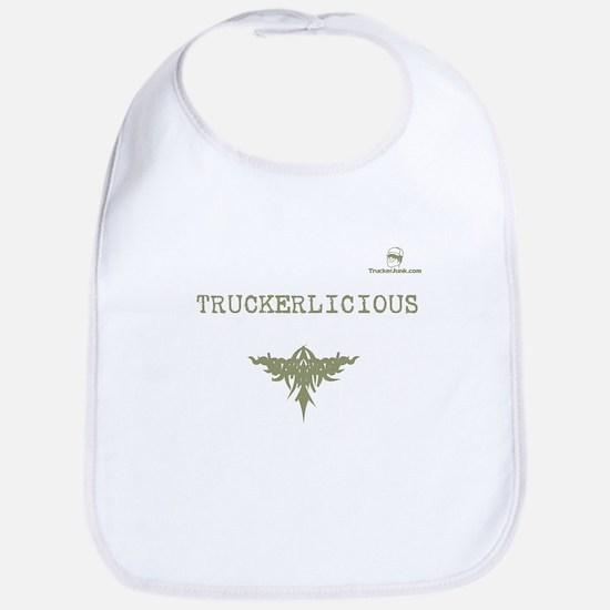 TRUCKERLICIOUS Bib