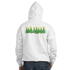 ILY Christmas Forest Hoodie