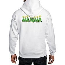 ILY Christmas Forest Hoodie Sweatshirt
