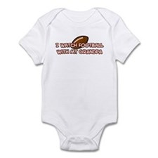 Cincinnati Football Grandpa Infant Bodysuit