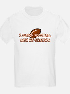 Cleveland Football Grandpa T-Shirt