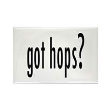 got hops? Rectangle Magnet