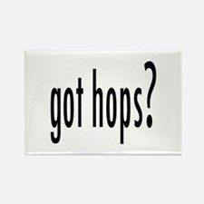 got hops? Rectangle Magnet