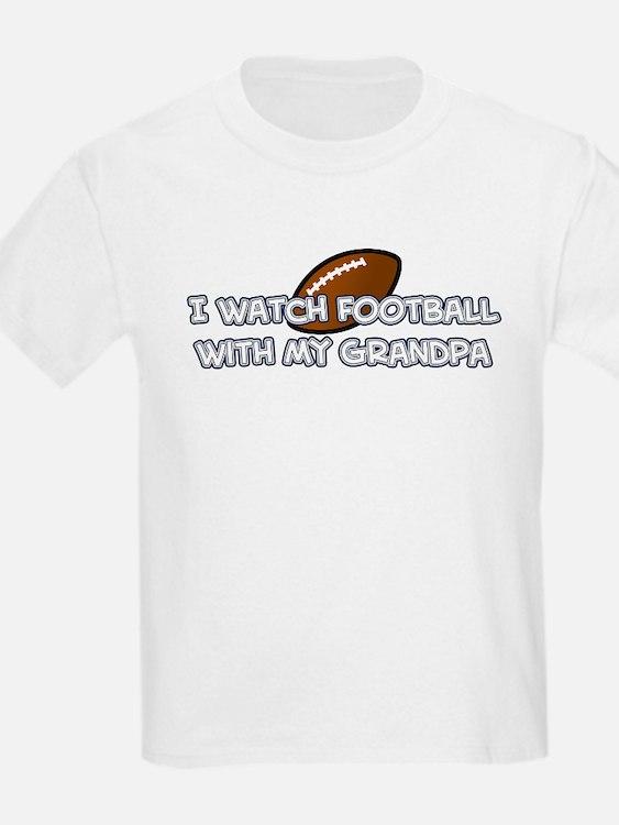 Dallas Football Grandpa T-Shirt
