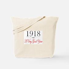1918 Tote Bag