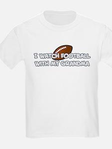 Dallas Football Grandma T-Shirt