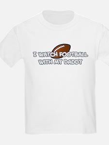 Dallas Football Daddy T-Shirt