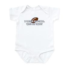 Dallas Football Daddy Infant Bodysuit
