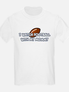 Dallas Football Mommy T-Shirt