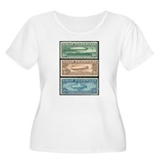 Stamp collecting T-Shirt