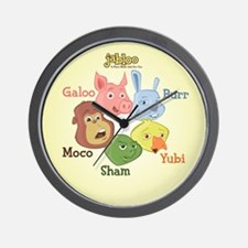 Jabloo Crew Wall Clock