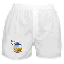 Save the Wheat Boxer Shorts