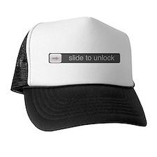 Slide to Unlock Trucker Hat