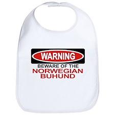 NORWEGIAN BUHUND Bib