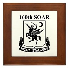 160th SOAR (2) Framed Tile