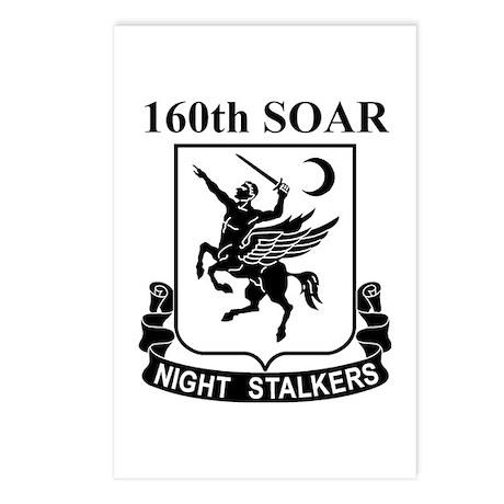 160th SOAR (2) Postcards (Package of 8)