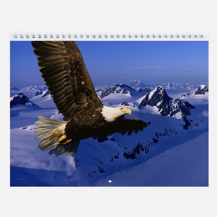 Bald Eagles Wall Calendar