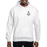 The Blue Masonic Lodge Hooded Sweatshirt