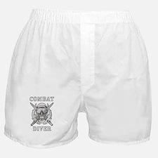 Combat Diver (1) Boxer Shorts