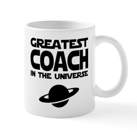 Greatest Coach Mug