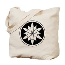 Seed of Life Crop Circle Desi Tote Bag
